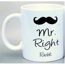 Kubek MR right